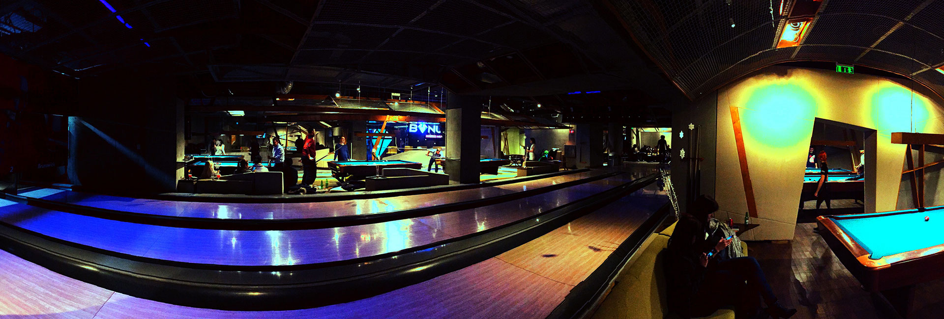 Dash Club biliard, snooker, bowling Brasov